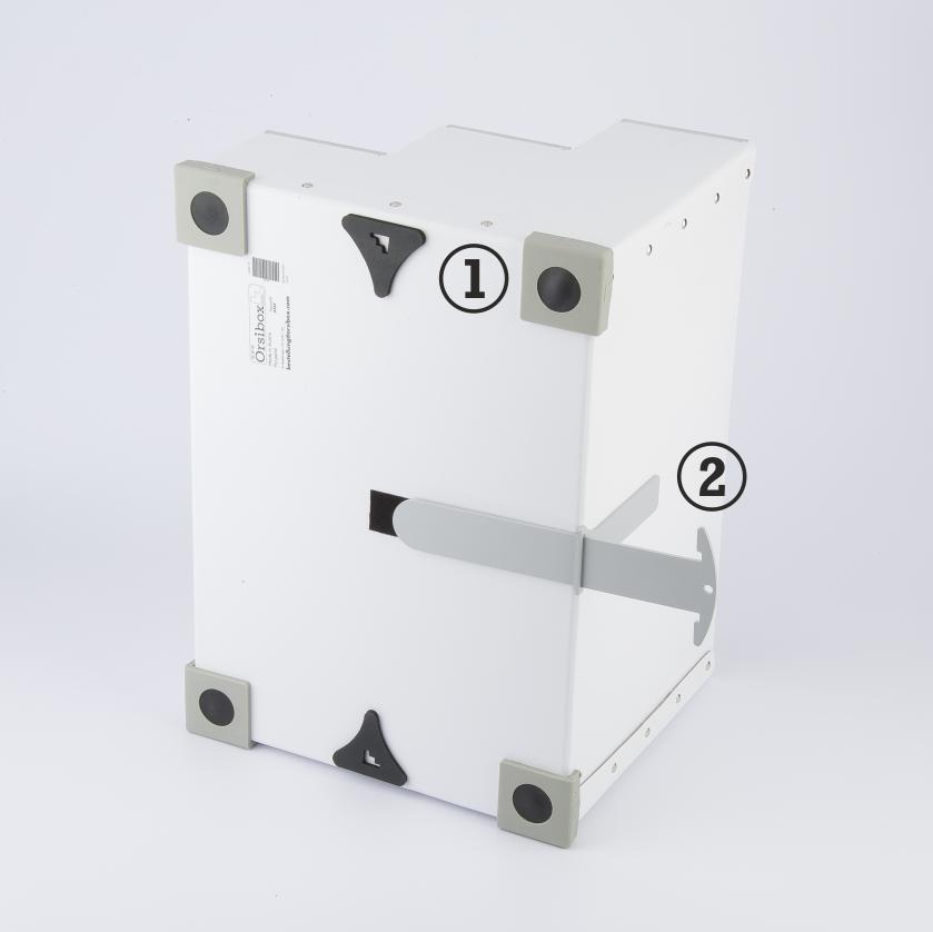 orsibox aufbewahrungsbox in weiss f r beifahrer und. Black Bedroom Furniture Sets. Home Design Ideas